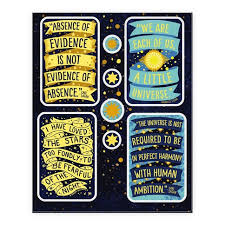Science Quotes Adorable Inspiring Science Quote Sticker LookHUMAN