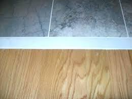 tile transition strips hardwood carpet to tile transition strip menards