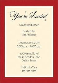 Hotel Party Invitation Invitation Card