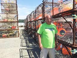 King Crab Pot Design The Man Who Built A Better Crab Trap Arlington Companys