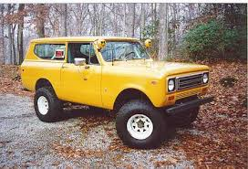 ih scout international harvester scout