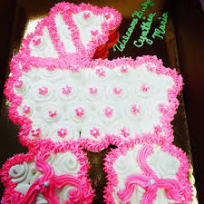 Baby Shower  Rattle Pull Apart Cupcakes  Sweet Treats Pull Apart Baby Shower Cupcakes
