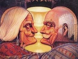 old couple or ian dali