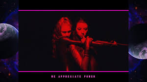 Grimes - We Appreciate Power (Lyric Video) - YouTube