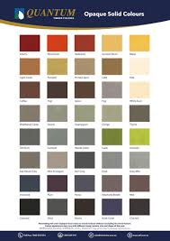 Decking Oil Timber Paint Timber Stain Colours Quantum