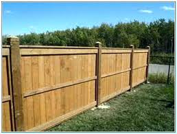 build a fence on a slope how to build a privacy fence what is the est build a fence on a slope