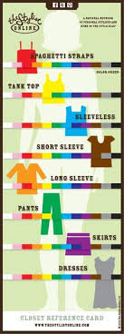 Organizing Your Closet By Color Live Colorful Glittered