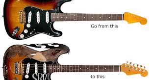 srv strat model relic diy tutorial to the rescue stratocaster srv strat model relic diy tutorial to the rescue stratocaster guitar culture stratoblogster