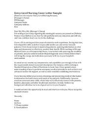 Healthcare Cover Letter Samples New Nurse Cover Letter Cover Letters