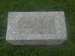 Raymond Meredith Carpenter Sr. (1909-1946) - Find A Grave Memorial