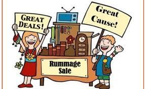 Image result for rummage sale clip art