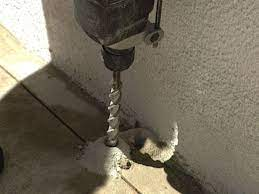 how to fix patio drainage problems