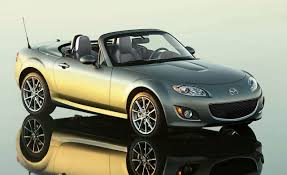 2011 Mazda MX-5 Miata Special Edition to celebrate the 900,00 ...