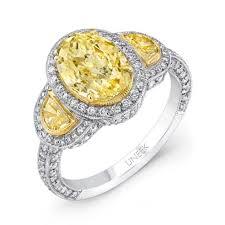 Diamond Designs 4 Beautiful Designs For Yellow Diamond Engagement Rings