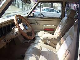 1989 jeep grand wagoneer interior