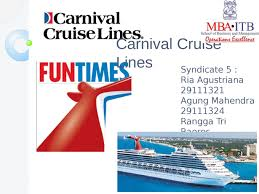 Carnival Cruise Lines Pptx Powerpoint