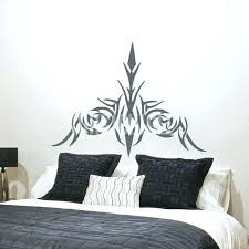 headboard wall decal headboard wall decal headboard tattoo wall decals stickers headboard wall decal