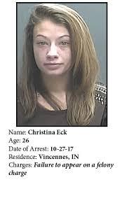 10-27-Christina-Eck   WZDM
