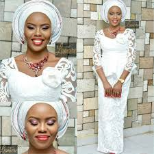 Beautiful Nigerian Aso Ebi Styles For Wedding Guests