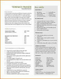 driving jobs out cv executive resume template example of hgv driver cv enoteca la vigna