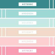 Color Palette No 01 In 2019 Color Palette Color Web