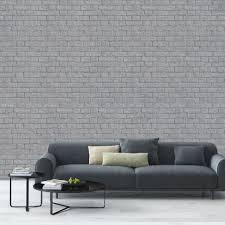 Grey wallpaper by Inspired Wallpaper