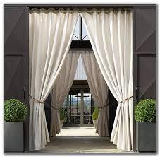 restoration hardware outdoor curtains