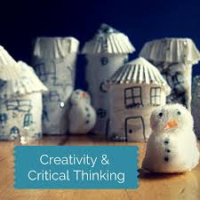 BECERA      Creativity and Critical Thinking in the Early Years     EdTechReview In February       I will be releasing a   part video training focusing on  how parents can build critical thinking skills in children preschool  through
