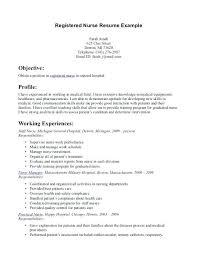 pacu rn resume nurse resume sample operating room registered pacu nurse  resume cover letter