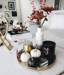 Check it out We're rounding up some major design inspiration with our  favorite fall home dcor ideas. The post We're rounding up some major  design ...