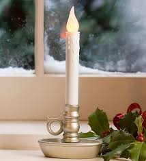 Battery Operated Window Lights Battery Operated Single Window Led Window Candles Plowhearth