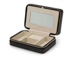 Palermo: Modern <b>Jewelry</b> Cases and Travel <b>Accessories</b> | WOLF