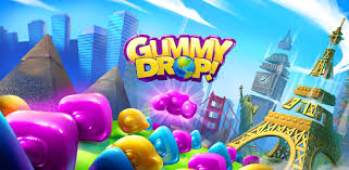 Gummy Drop! Match to restore and build cities - Apps on Google Play