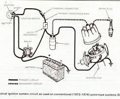 i terminal on starter solenoid ford mustang forum click image for larger version 73 74pointignition jpg views 72722 size 59 1