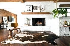 fake cowhide rug fake cowhide rug medium size of living hide rug cowhide rug decor layered fake cowhide rug