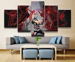 top rated canvas print 5 pieces batman beyond abstract paintings modern poster home decor wall art modular pictures framework on beyond the wall art prints and posters with online shop top rated canvas print 5 pieces batman beyond abstract