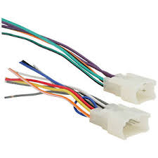 toyota car stereo cd player wiring harness wire adapter for a Harness Wire For Car Stereo image is loading toyota car stereo cd player wiring harness wire wire harness for pioneer car stereo