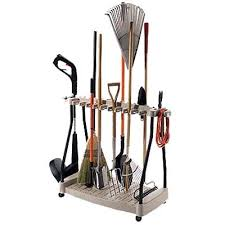 clever garden tool storage ideas to try