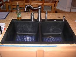 Black Kitchen Sink Elegant Black Kitchen Sink With High Quality Material Chatodining