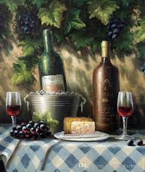 2018 framed italian wine bottles glasses cheese hand painted still life art oil painting canvas multi sizes j020 from coffee starbucks 19 9 dhgate com
