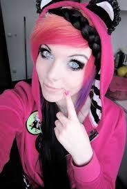 emo eye makeup emo makeup for