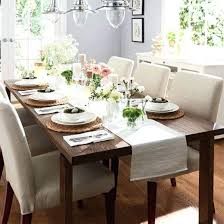 ikea dining tables dining table with a beautiful spring decor and chairs ikea bjursta dining table