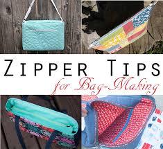 zipper tips for bag making