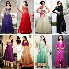 Indian Paksistani Party Wear Dresses 2016 Stylo Planet