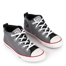 converse leather sneakers ctas street mid 240565