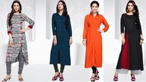 Best Dress Design 2017 Indian Best Kurti Collections 2017 Fashion Trends Stuff