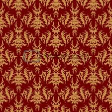royal red carpet texture. Seamless Pattern On A Red Background Royal Carpet Texture