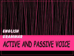 Rules Of Active And Passive Voice With Examples