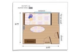 best ways arrange furniture small bedroom