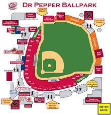 16 Rigorous Dr Pepper Park Seating Chart